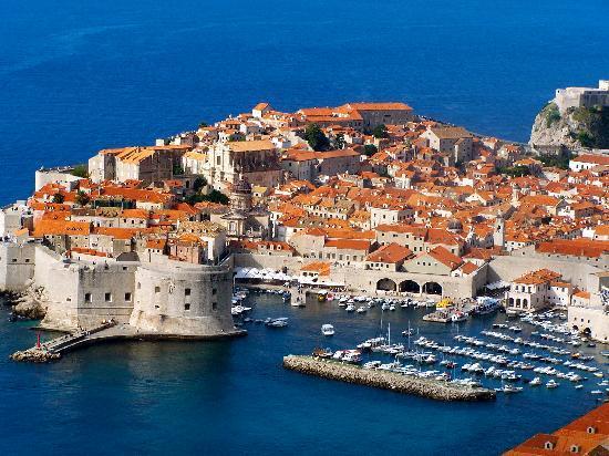 Hotel Bellevue Dubrovnik: Old Town!
