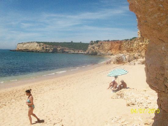 Be Smart Terrace Algarve: The beautiful unspoilt beach