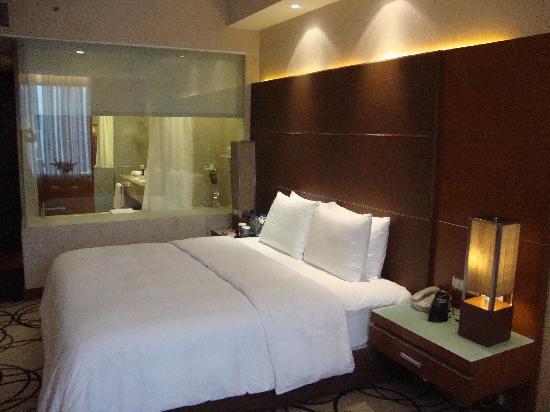 Piccadily Hotel New Delhi: chambre du 1er séjour (surclassé)