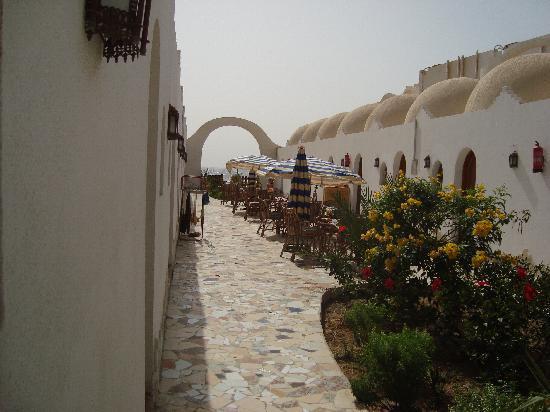 Ghazala Hotel: the motel