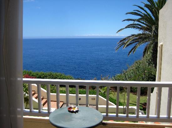 Hotel Alpino Atlantico : Blick vom Zimmer