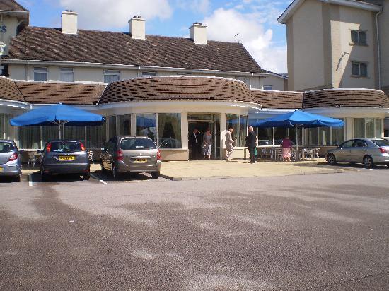 Suites Hotel & Spa -  Knowsley: entrance