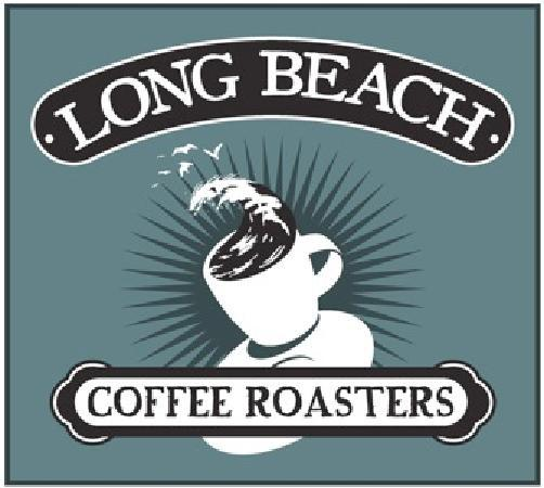 Long Beach Coffee Roasters: Our logo, available on merchandise and a special edition print