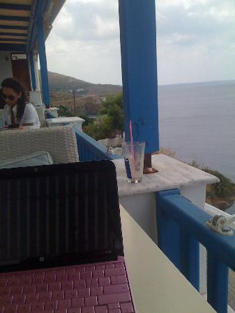 Anemos Studios: sea view