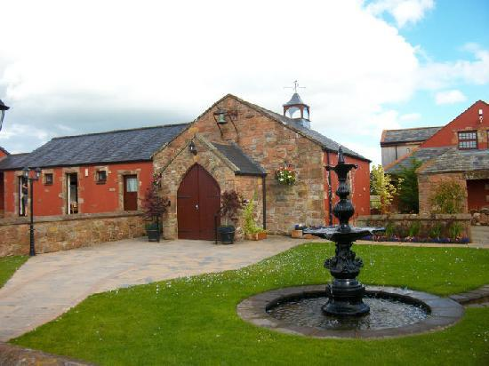 The Mill Forge: The Chapel