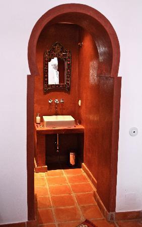 "Barros de Luna: entrée salle de douche chambre ""Tassili"""