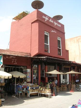 Cafe Des Epices