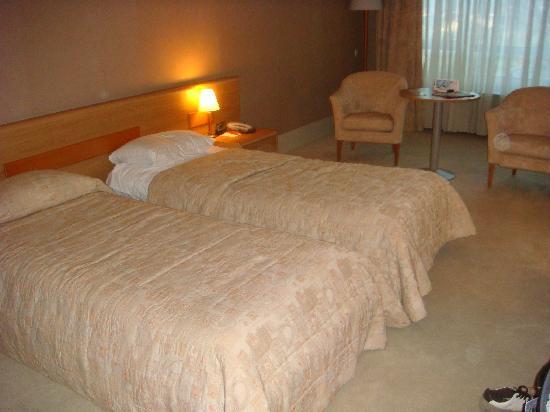 Victoria Hotel Center: Bedroom - Regular