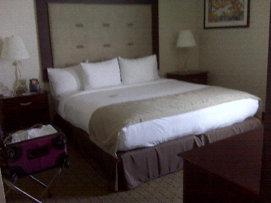DoubleTree by Hilton Wichita Airport: Sleeping area