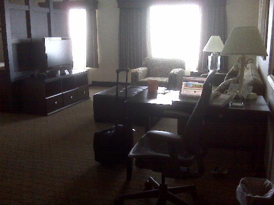 DoubleTree by Hilton Wichita Airport: Sitting Area