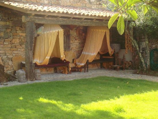 Villa Pedra Natural Houses: a quiet corner