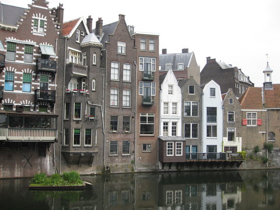 Rotterdam, Países Bajos: If it all looked this pretty, it would be worth going