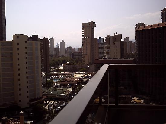 Apartamentos Torre San Diego: view