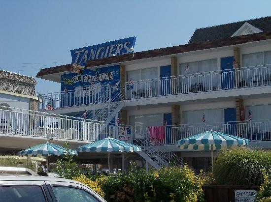 Tangiers Resort Motel: Hotel again