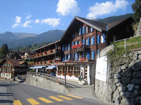 Jungfrau Lodge Swiss Mountain Hotel