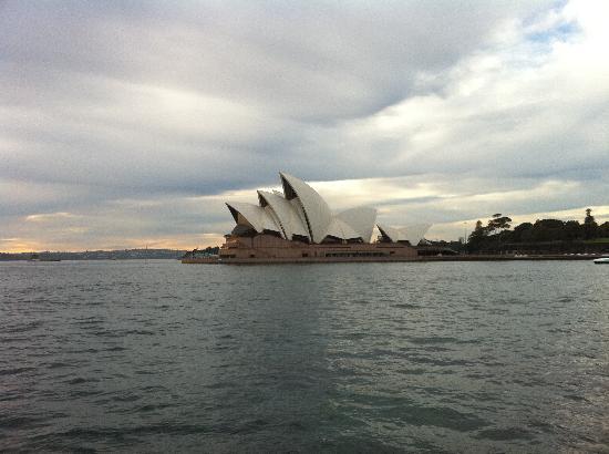 Park Hyatt Sydney : view from room