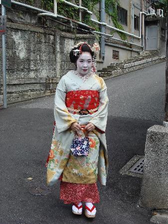 Motonago: Geisha!!