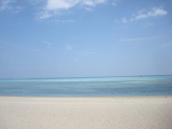 Oshima-gun Yoron-cho, Japão: 百合ヶ浜が出てきました!