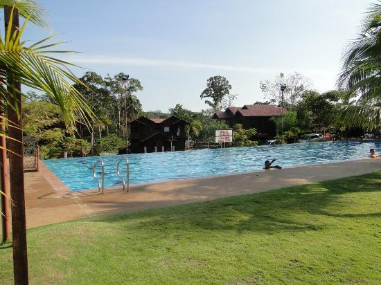 The wooden style picture of eagle ranch resort port - Resorts in diveagar with swimming pool ...
