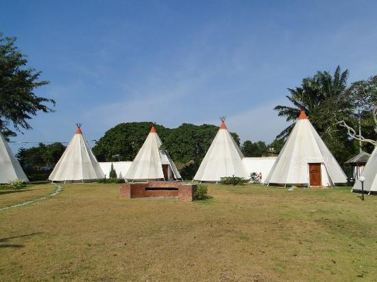 We Stay At Tepee Picture Of Eagle Ranch Resort Port Dickson