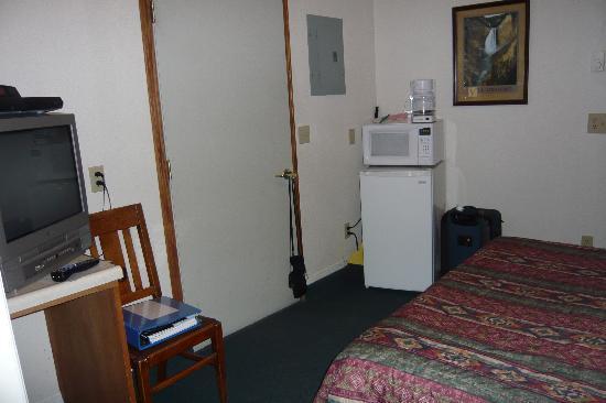 Hillcrest Cottages : Room 12 bedroom