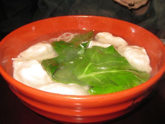 Pork dumpling soup - Foto di Shanghai Dumpling House, Melbourne ...