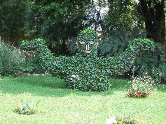 Heller Garden : Skulptur