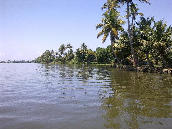 Alappuzha, Hindistan: On the Alleppey Backwaters