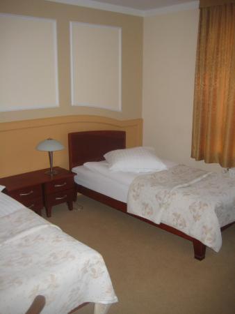 Hotel Nest: Zimmer