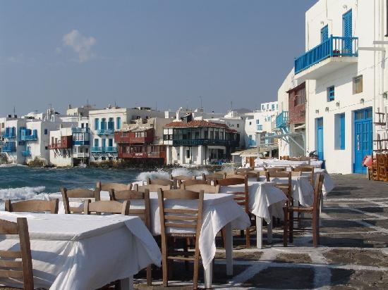 ‪‪Mykonos Grand Hotel & Resort‬: LITTLE VENICE‬