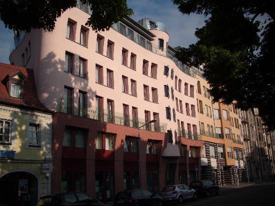 Romantik Hotel Weinhaus Messerschmitt: neuer Anbau
