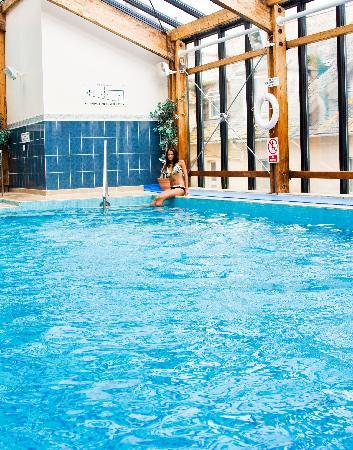 Pool And Spa Whirlpool Picture Of Hannafore Point Hotel Looe Tripadvisor