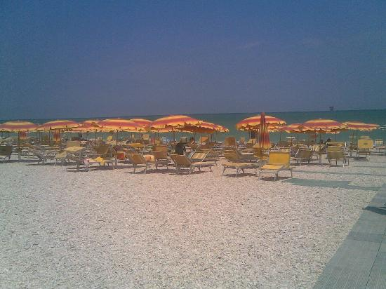 Holiday Family Village: spiaggia