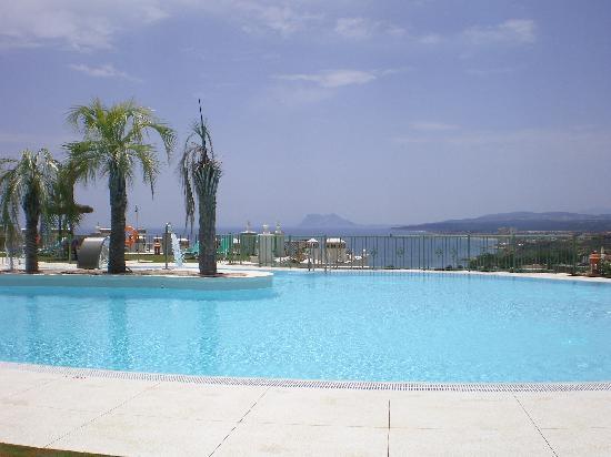 Manilva, Spanje: piscine