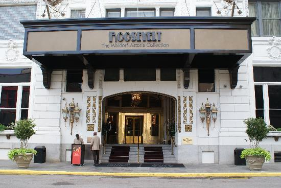 The Roosevelt New Orleans, A Waldorf Astoria Hotel: The Roosevelt New Orleans