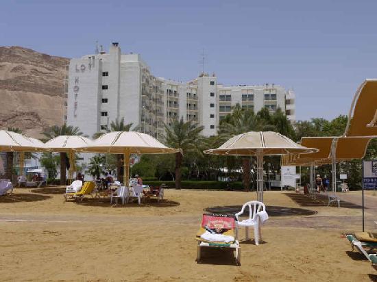 Lot Spa Hotel: Das Lot und sein Sandstrand
