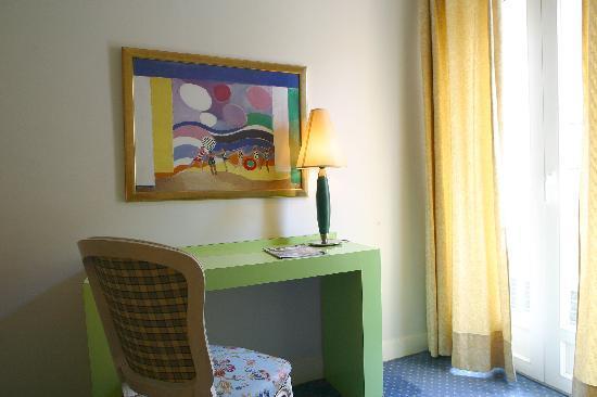 Une chambre Hôtel Royal Wilson