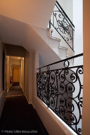 Royal Wilson: L'accès aux chambres