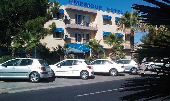 Hotel Amerique : Hotel