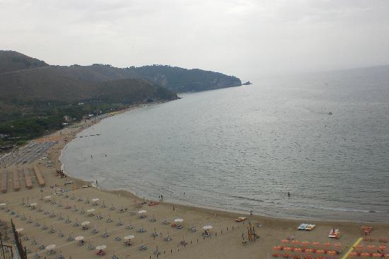 Strandbad in Sperlonga, nahe Gaeta