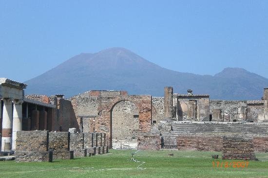 Gaeta, Italia: Pompeji
