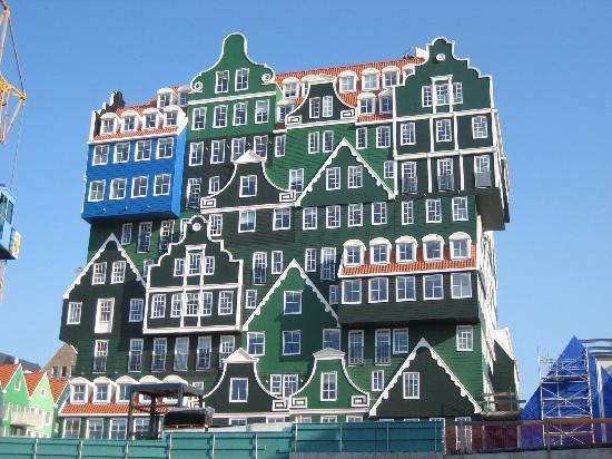 hotel von au en foto van inntel hotels amsterdam zaandam. Black Bedroom Furniture Sets. Home Design Ideas