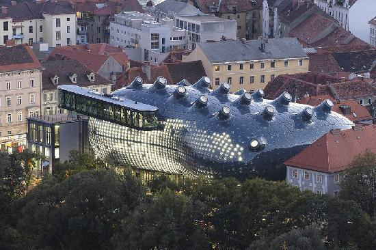 Kunsthaus Graz am Universalmuseum Joanneum