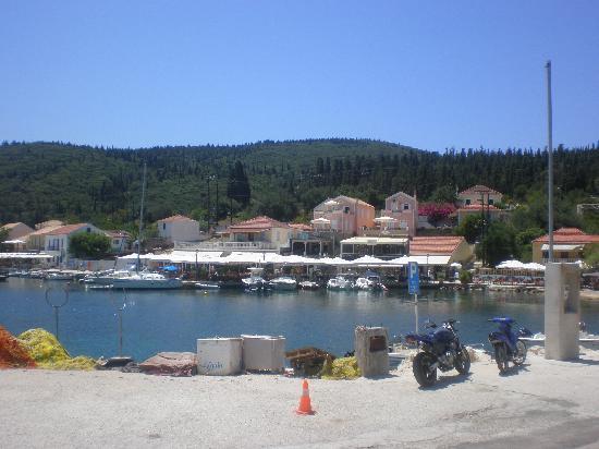 Tara Beach Hotel: Fiskardo