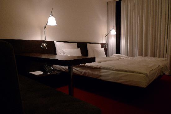 Empire Riverside Hotel: Schlicht aber schön