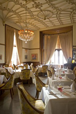 Mar Hall: Cristal Restaurant