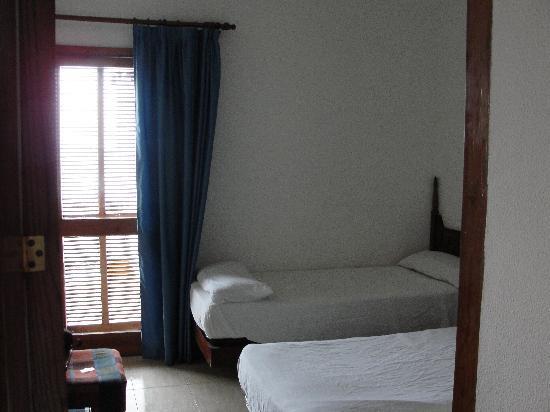 Residence Aida Apartamentos: Das Schlafzimmer