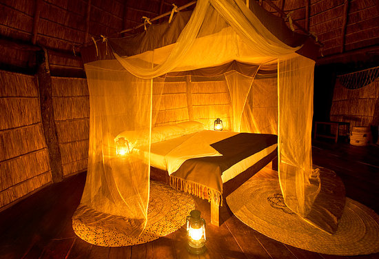 Nsolo Bush Camp - Norman Carr Safaris: Nsolo Chalet Room Inside