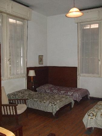Pension Roma: One of the rooms