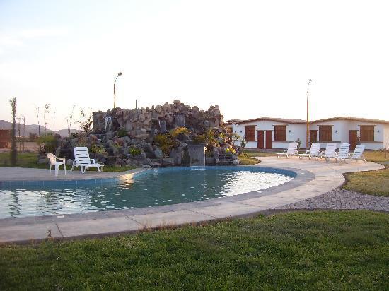 Casa Hacienda Nasca Oasis: Pool